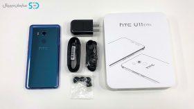 ویدیو آنباکس HTC U11 EYEs