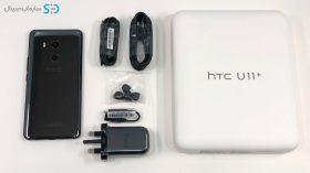 ویدیو آنباکس HTC U11 Plus