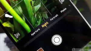 عملکرد دوربین هوآوی پی 20 پرو در محیط های کاملا تاریک