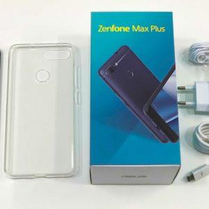 ویدیو آنباکس Asus Zenfone Max Plus