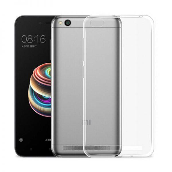 کاور ژله ای Xiaomi Redmi 5a Tpu case cover