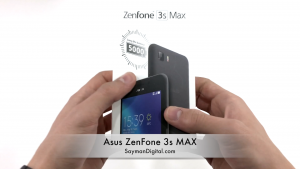 ویدیو آنباکس Asus Zenfone 3s Max