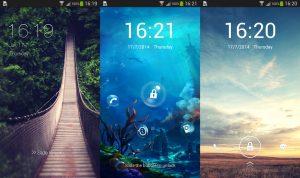 دانلود اپلیکیشن لاک اسکرین