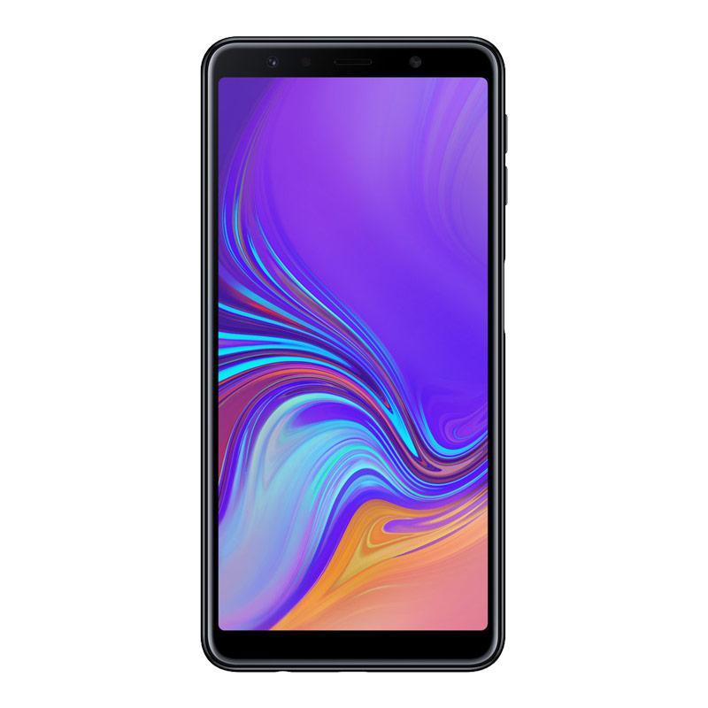 گوشی موبایل سامسونگ (Galaxy A۷ (۲۰۱۸ با قابلیت ۴ جی ۱۲۸ گیگابایت دو سیم کارت | SAMSUNG Galaxy A7 (2018) LTE 128GB Dual SIM Mobile Phone