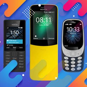 فروش ویژه گوشی های ساده