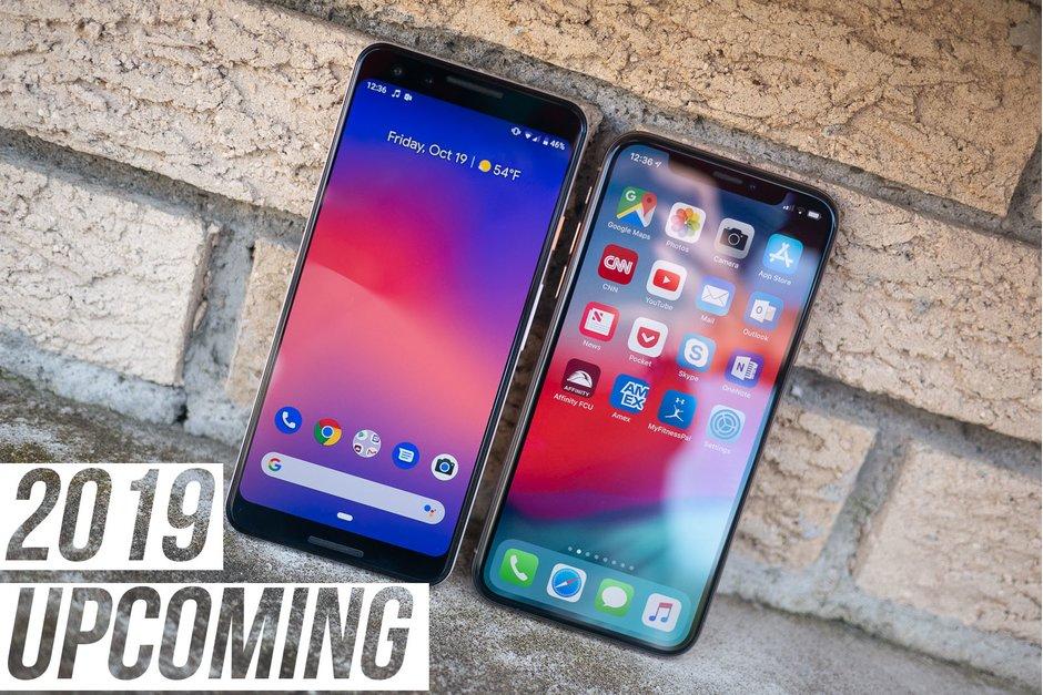 گوشی های 2019