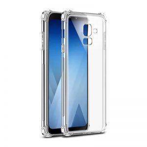 Samsung Galaxy j8 TPU Cover