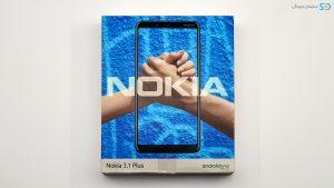 گوشی نوکیا 3.1 پلاس