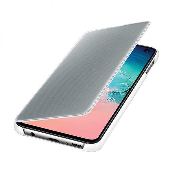 کاور گوشی اس 10 مدل Clear View