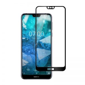 Nokia 7.1 5D full Glue Glass