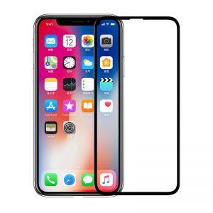 iPhone X 5D full Glue Glass Screen Protector