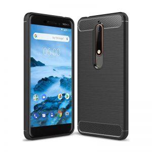 Nokia 5.1 Plus Armor Case Cover