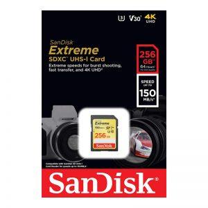 کارت حافظه SanDisk Extreme V30