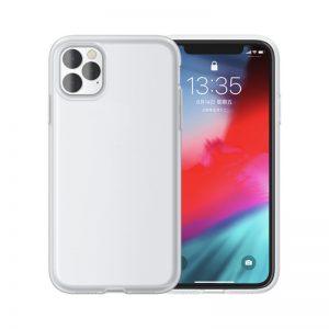 X Doria AirSkin Silicone Translucent Case Cover for iPhone 11 Pro