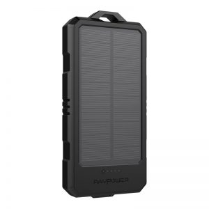 Ravpower 15000mAh Solar Power Bank  RP PB124 (1)