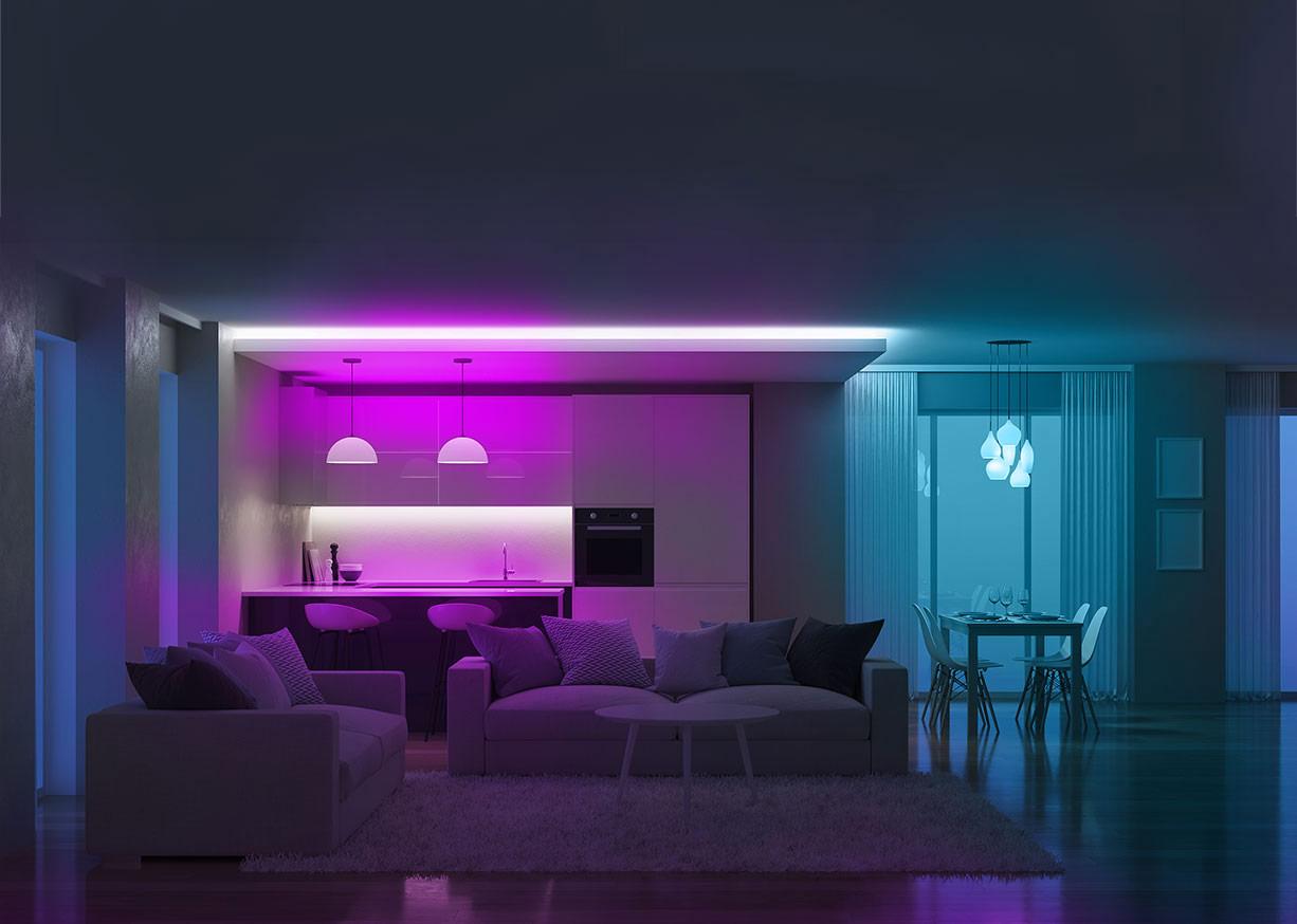 لامپ هوشمند LED