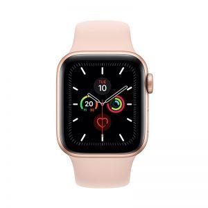Apple Watch 5 Gold Aluminum Case (1)