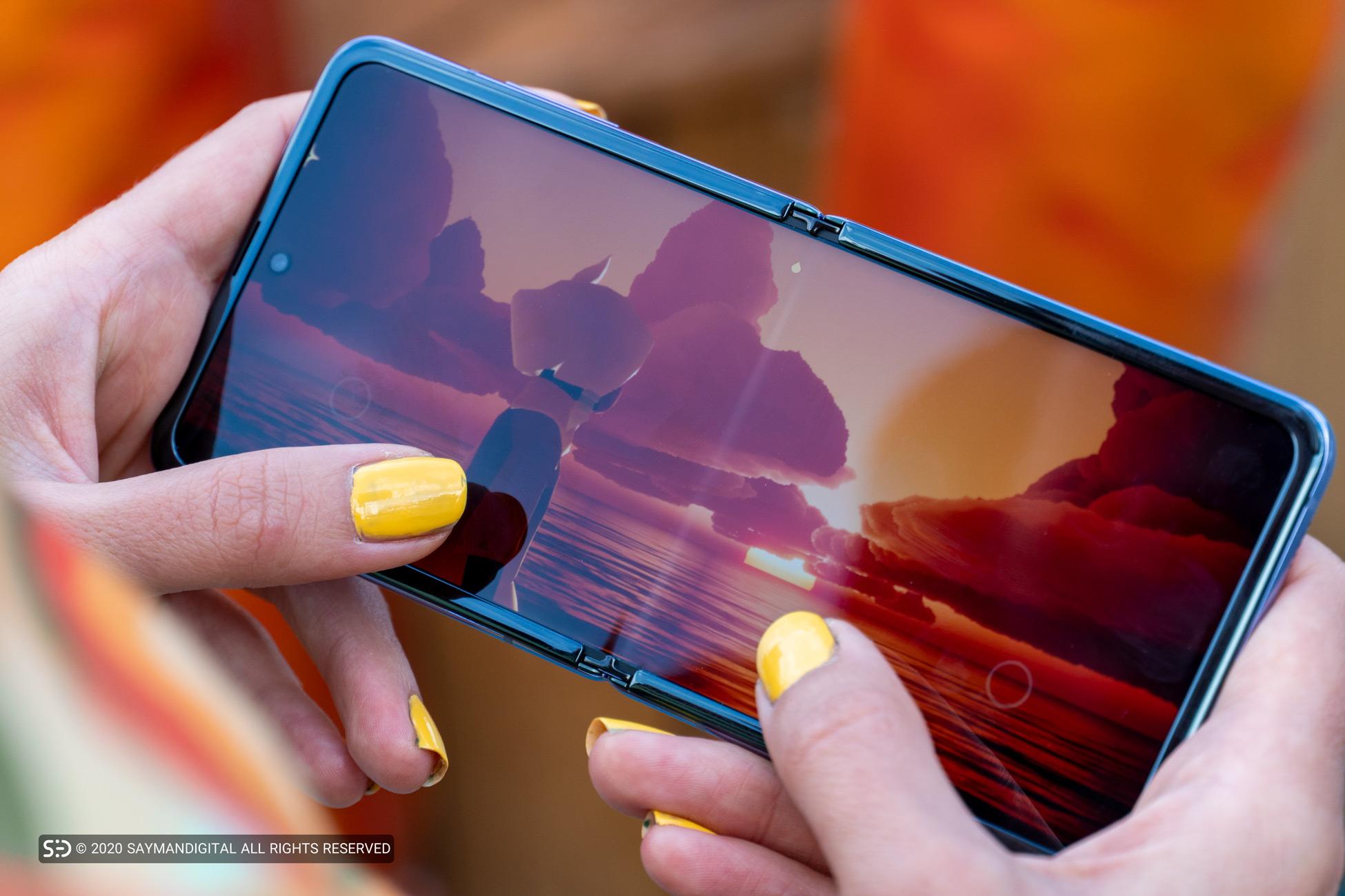 بررسی گلکسی زد فلیپ / Galaxy Z Flip