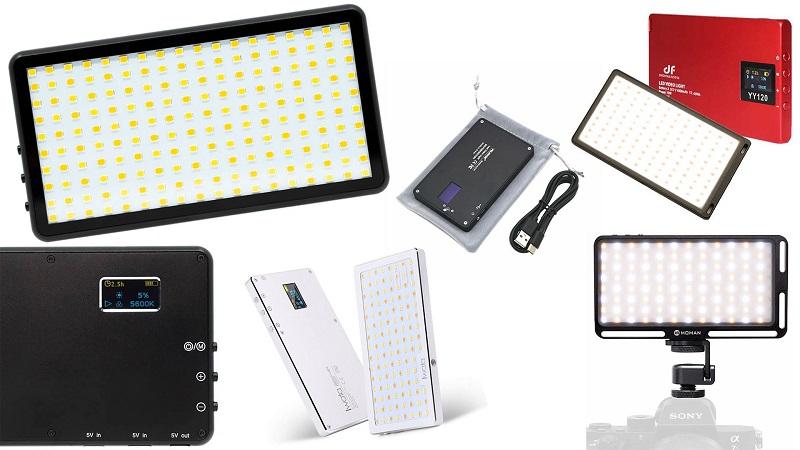 استفاده از پنل LED تلفن همراه