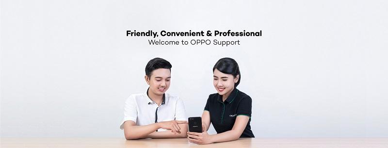ارتباط مشتریان و شرکت اوپو
