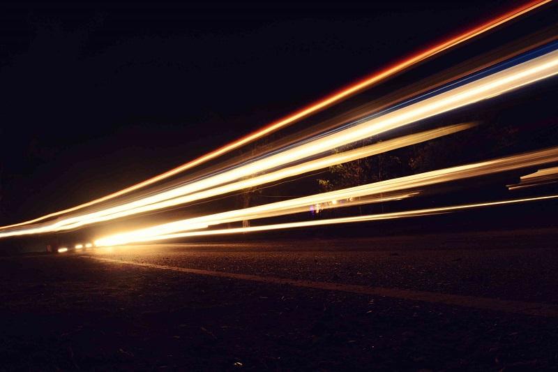 ثبت حرکات در تصاویر گرفتهشده در شب