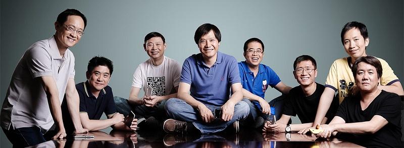 همکاران آقای لی جون