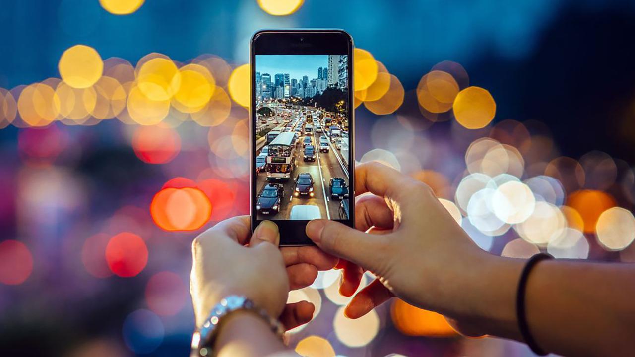 آینده دوربین گوشی ها