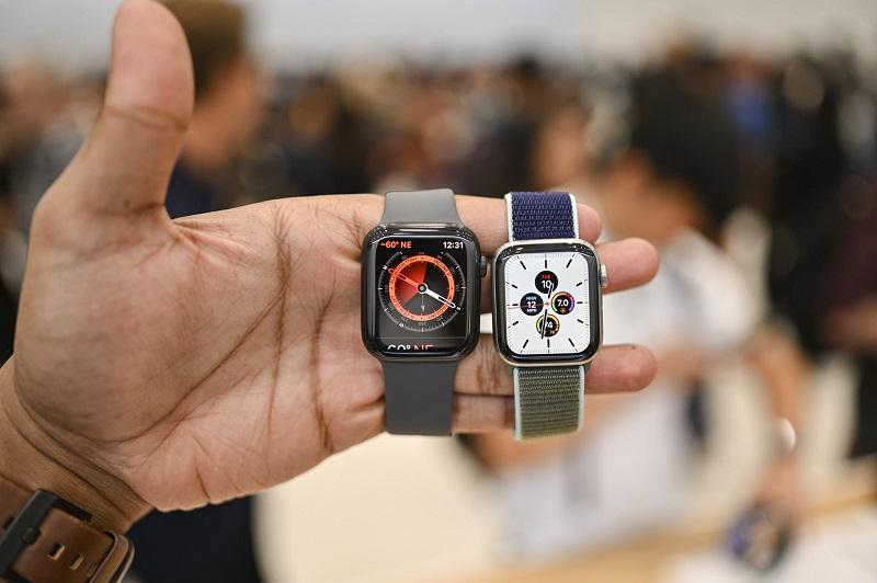 اندازه متفاوت اپل واچ ۴ و اپل واچ ۵