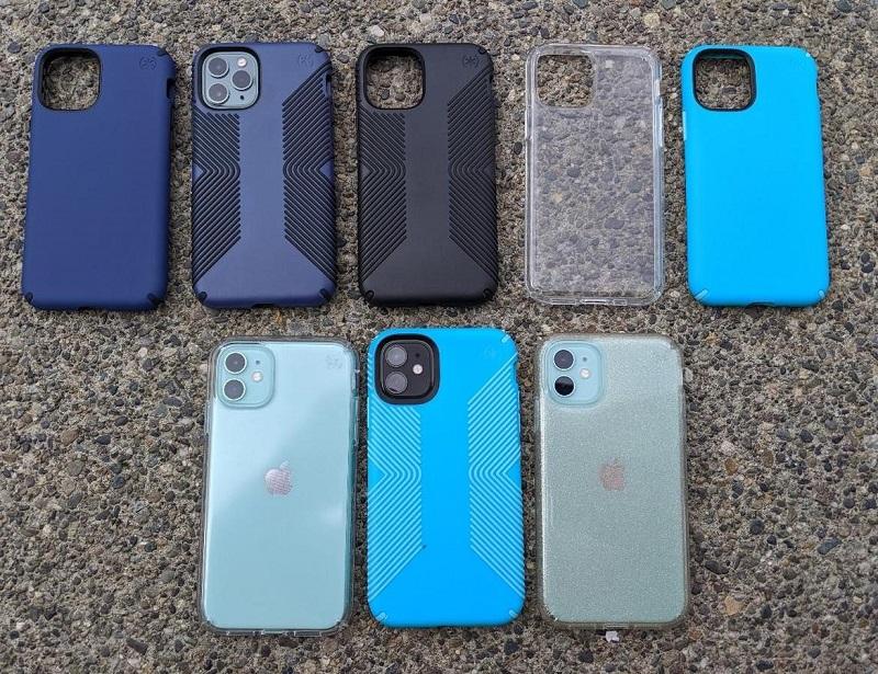 کاورهای شرکت اسپک برای تلفنهای همراه