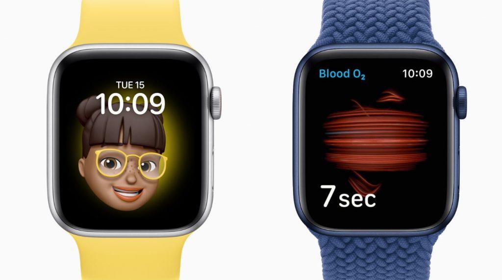 مقایسه اپل واچ سری ۶ با اپل واچ اس ای و اپل واچ ۵ از لحاظ باتری