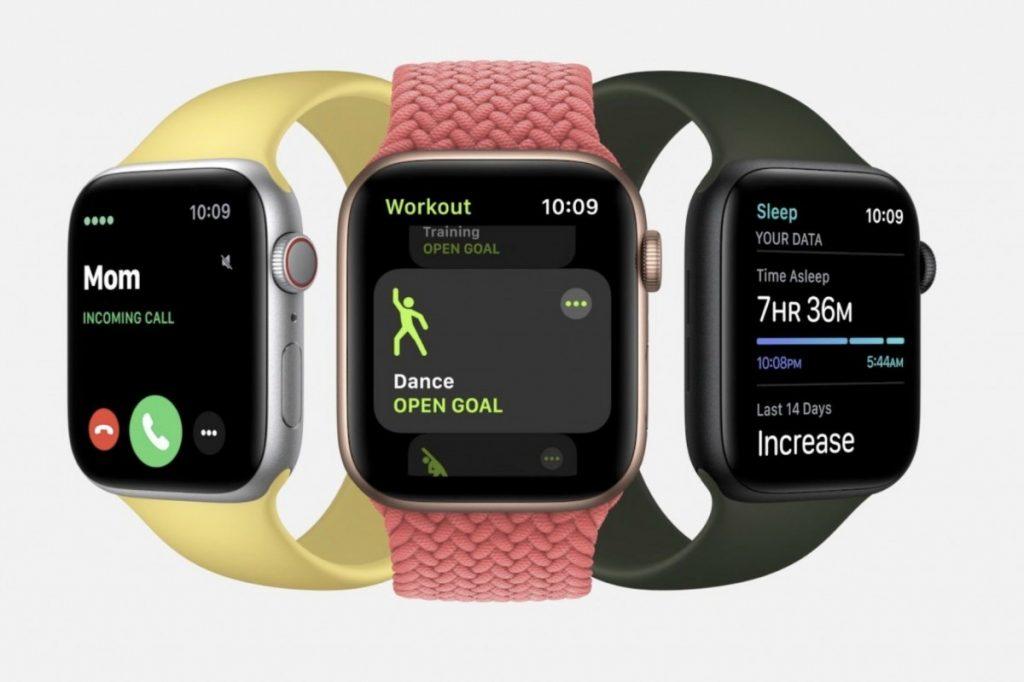 اپل واچ های جدید
