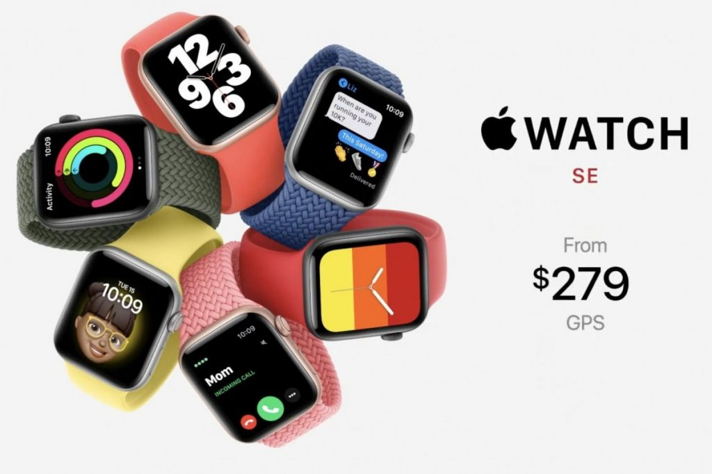قیمت اپل واچ SE
