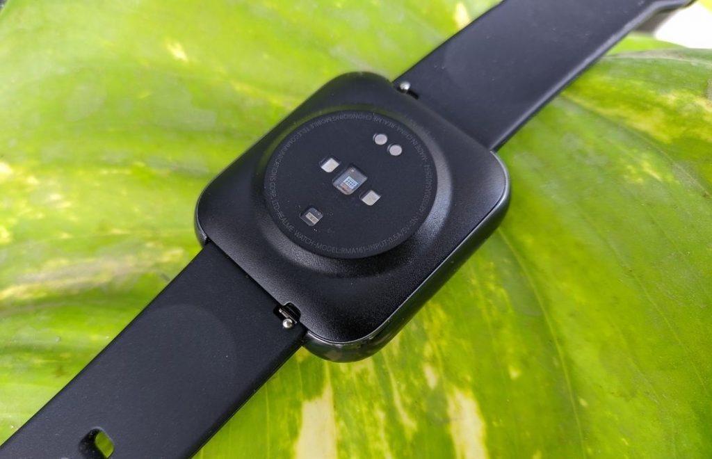 سنسورهای ساعت ریلمی واچ rma 161