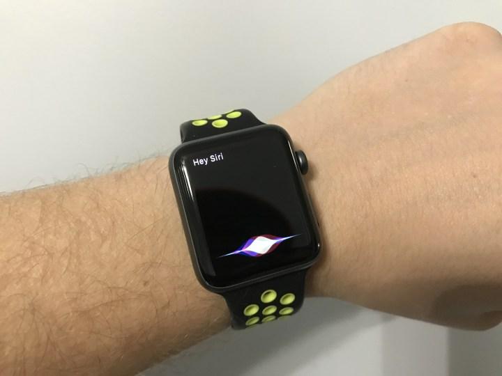 استفاده از دستیار صوتی هوشمند Siri در اپل واچ
