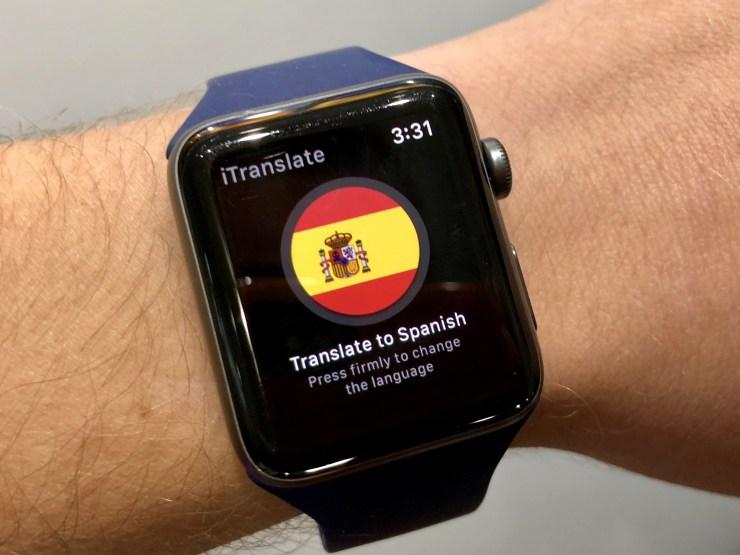 اپل واچ خود را به مترجم تبدیل کنید
