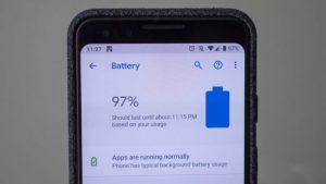 مصرف کمتر شارژ با اسنپدراگون 765G