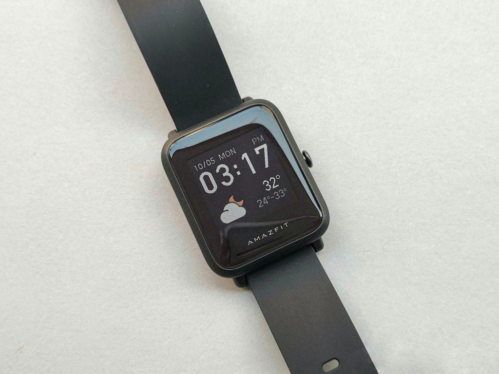 ساعت هوشمند آمازفیت bip s lite