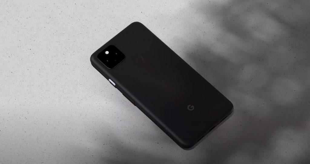 گوگل پیکسل ۴ ای فایوجی