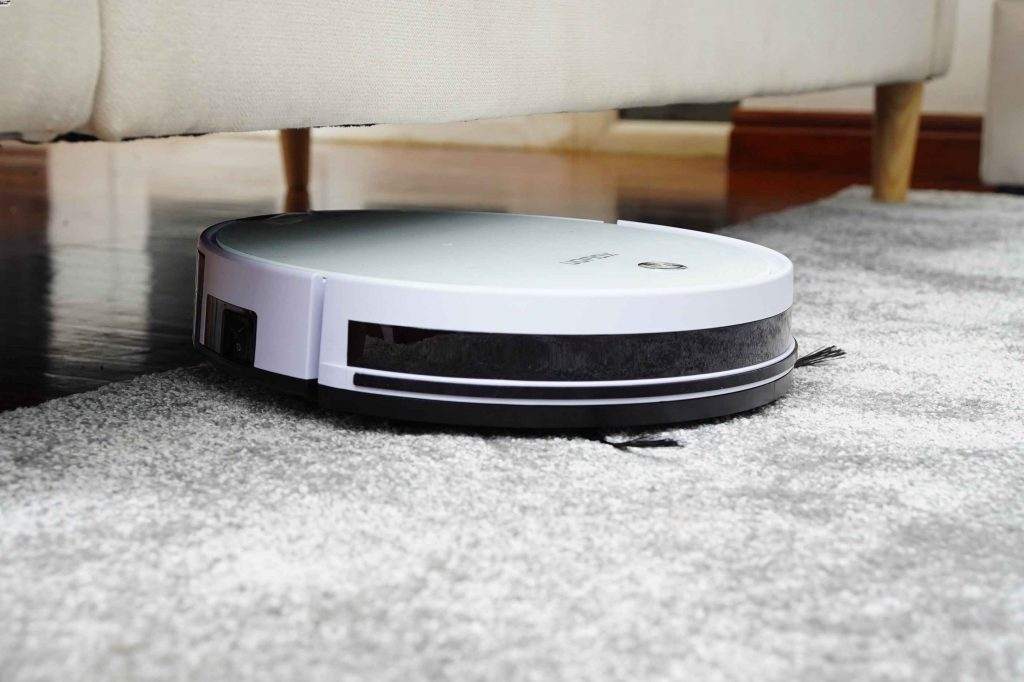 جاروبرقی رباتیک
