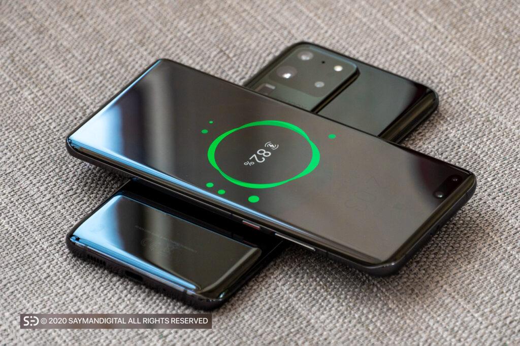 هواوی پی ۴۰ پرو در مطلب بهترین گوشی های ۲۰۲۰ از نظر باتری