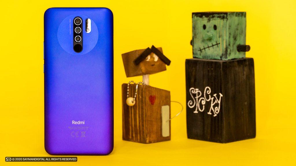 ردمی ۹ در مطلب بهترین گوشی های ۲۰۲۰ از نظر باتری