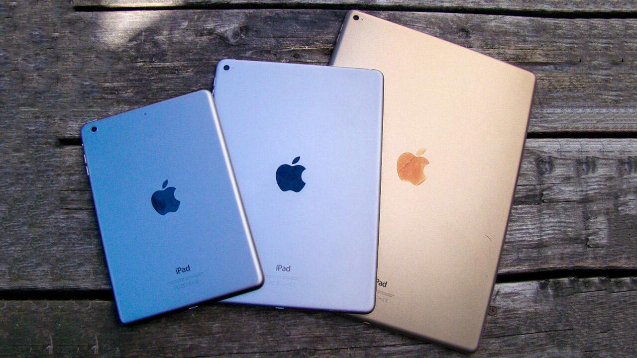 تبلت های اپل