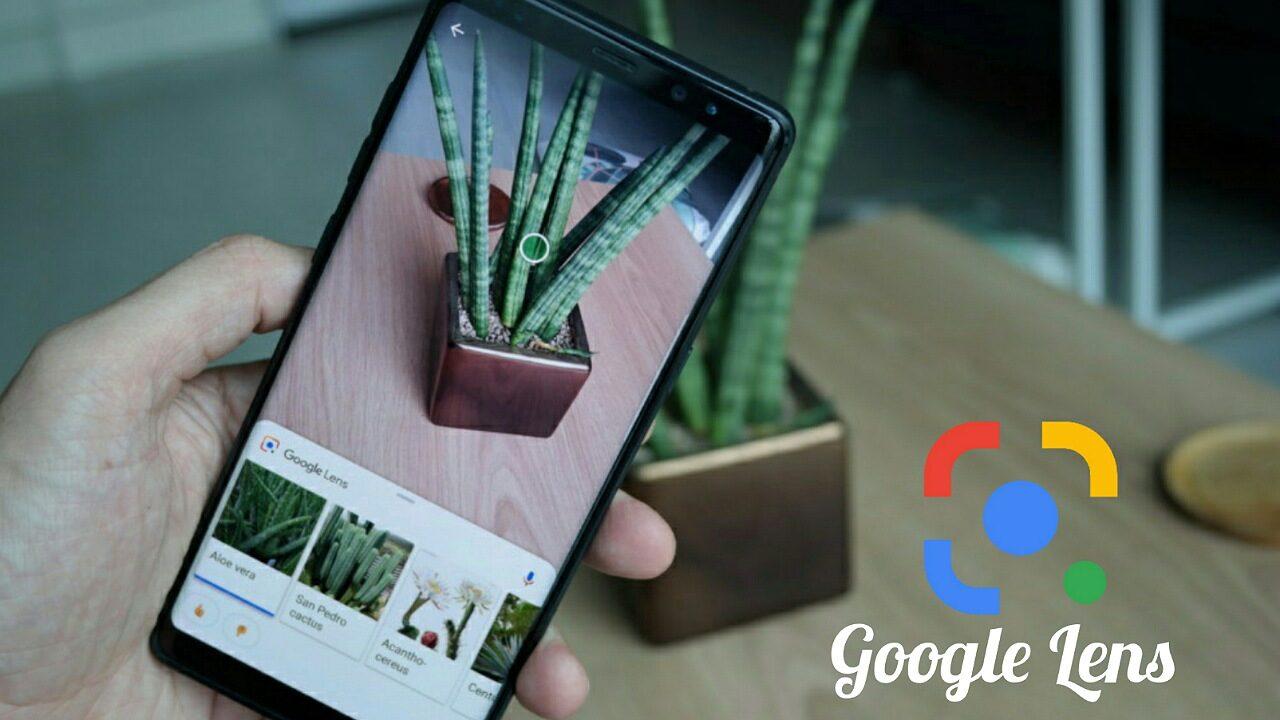 معرفی گوگل لنز
