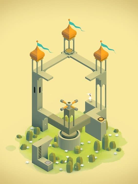 معرفی بازیهای پازلی، Monument Valley
