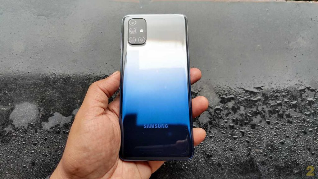 گلکسی M31s در راهنمای خرید گوشیهای سامسونگ