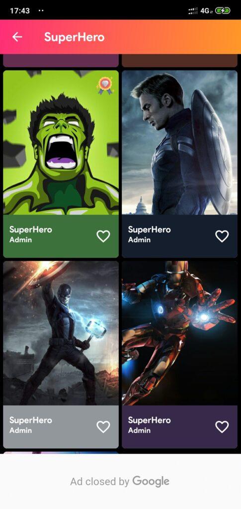 دستهبندی قهرمان با تنوع زیاد