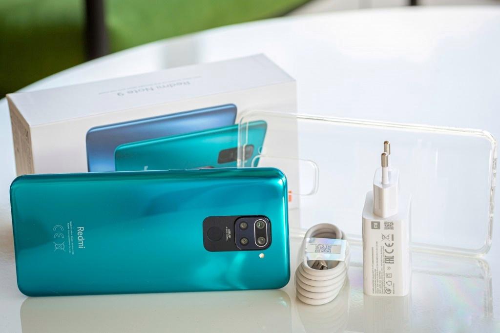 ردمی نوت ۹ در مطلب بهترین گوشی های ۲۰۲۰ از نظر باتری