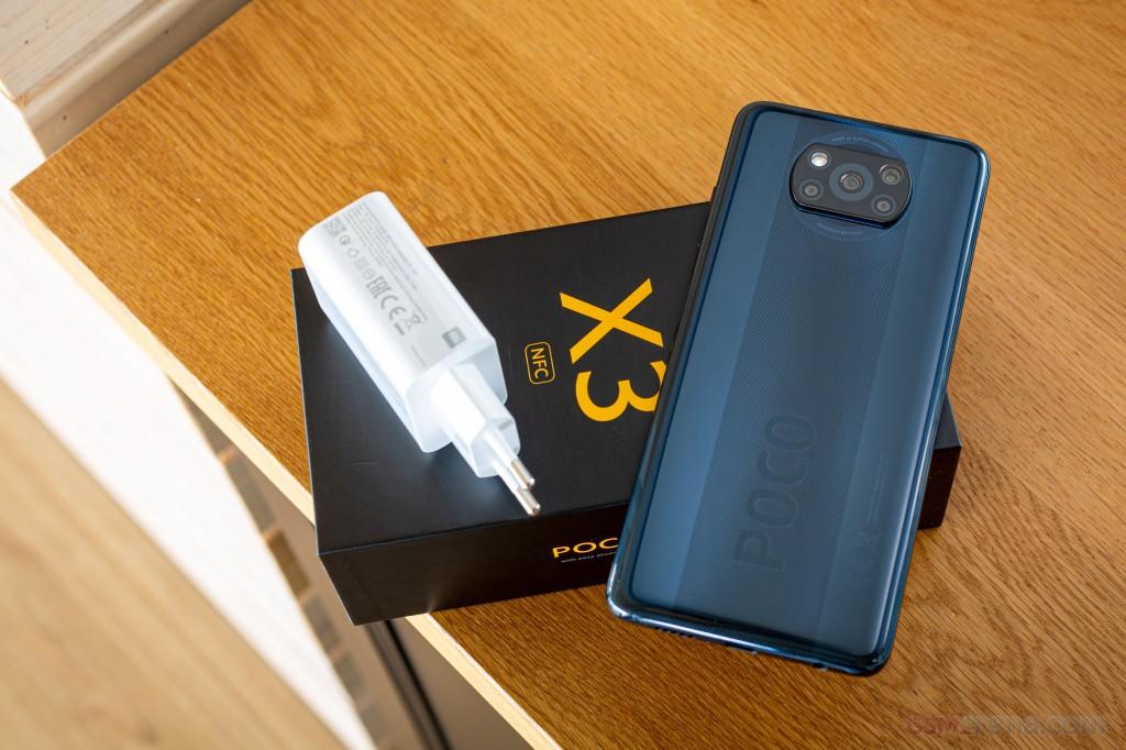 پوکو ایکس ۳ در مطلب بهترین گوشی های ۲۰۲۰ از نظر باتری