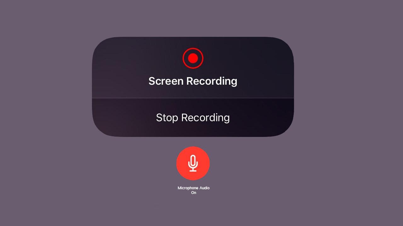 راهنمای اسکرین رکوردر گوشی