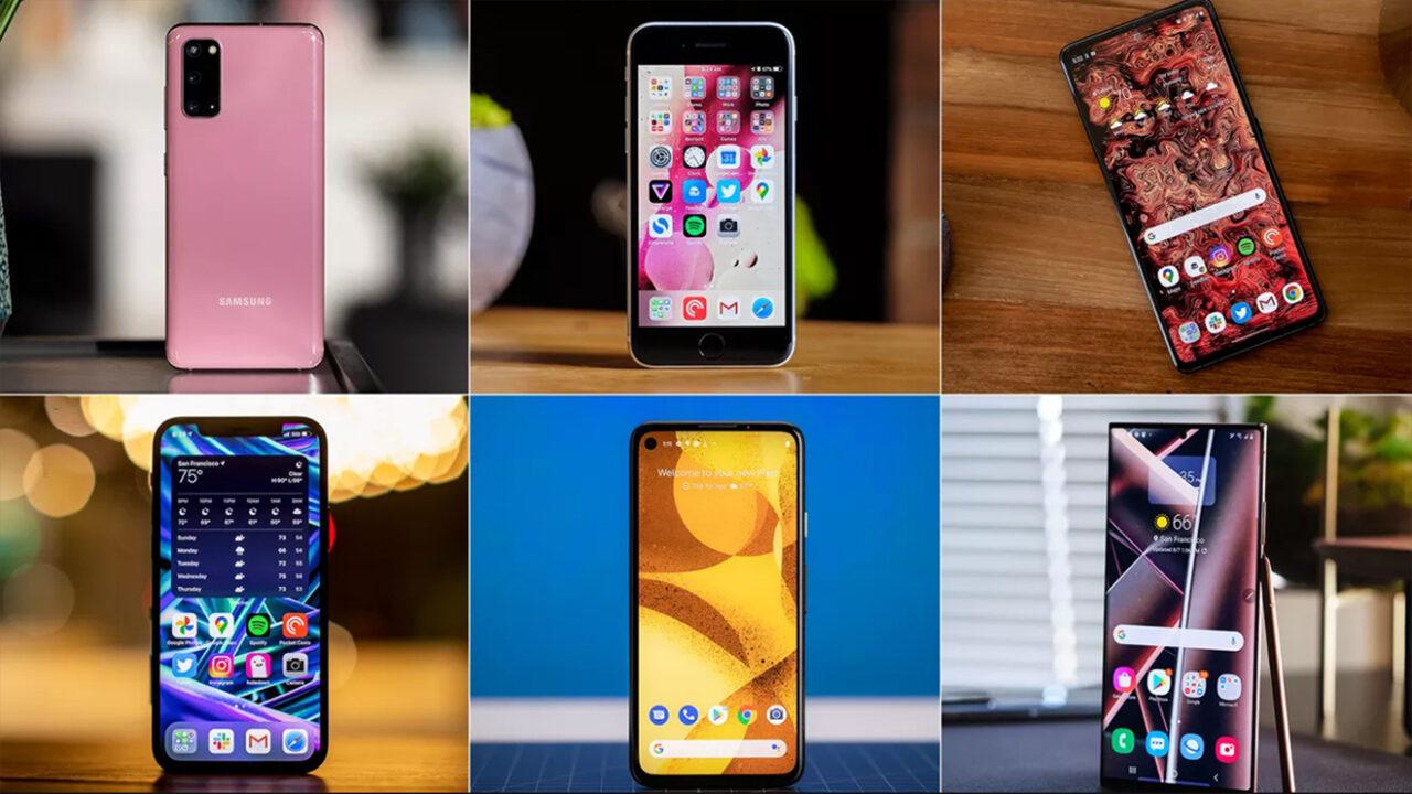 بهترین گوشی های 2020